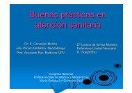 Buenas prácticas en atencion sanitaria 2.ppt - Ayuntamiento de ...