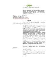 pedido de cancelamento de inscrição de médico junto ao crm