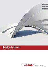 Building Sculptures. - Lindner Group