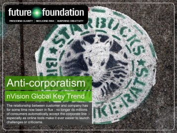Anti-corporatism - Marketing Week
