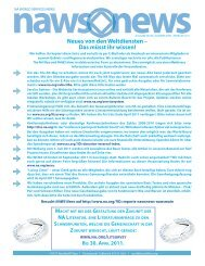 German NAWS News February 2011 - Narcotics Anonymous