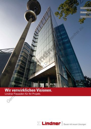 Lindner Fassaden - Lindner Group