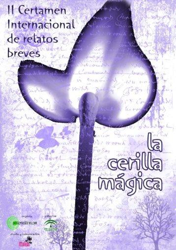 """Antología II Certamen internacional de relatos breves """"Cerilla Magica"""""""