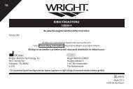 kırık fiksasyonu - Wright Medical Technology, Inc.