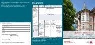 Programm - Diakonie Neuendettelsau