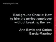 Background Checks - International Association of Privacy ...