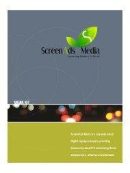 Download Brochure - Digital Signage Calgary