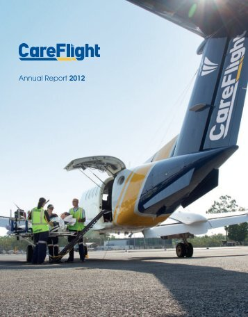Annual Report 2012 - CareFlight