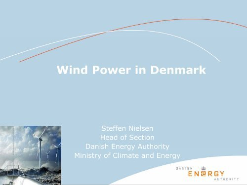 Wind Energy in Denmark - experience and ... - Ea Energianalyse
