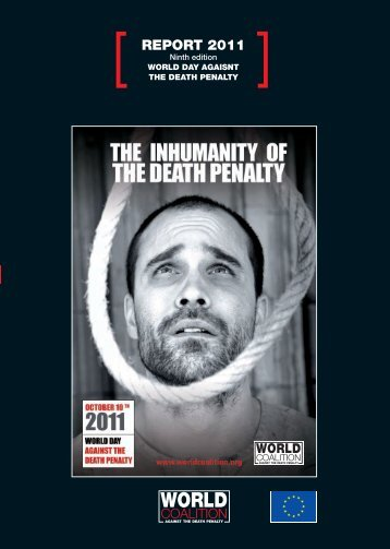 REPORT 2011 - World Coalition Against the Death Penalty