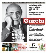 toques@gazetanit.com.br - Gazeta Niteroiense