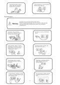 Návod na obsluhu klimatizácie nástenného typu - Page 5