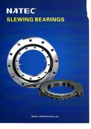 Slewing Bearing Catalogue - Nachem.com.sg