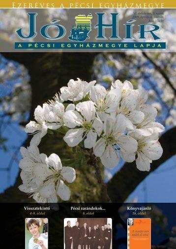 Március - Pécsi Egyházmegye honlapja