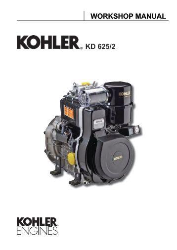 Kohler Generator 4 cz manual