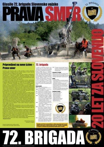 PRAVA SMER - priloga - Slovenska vojska
