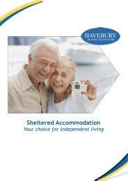 Sheltered Accommodation - Havebury Housing Partnership