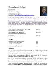 Curriculum Vitae (218 KB) - lokaalloket.nl