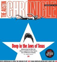 Downloaded - The Austin Chronicle
