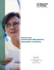 Construction Management Association of America - CMAA