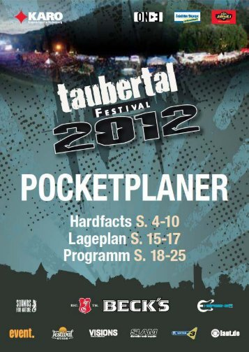 Untitled - Taubertal Festival 2012