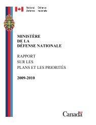 Version PDF (1538 ko) - Secrétariat du conseil du trésor