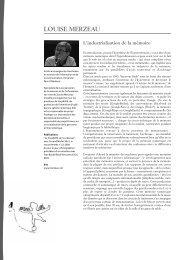 L'industrialisation de la mémoire (format PDF)