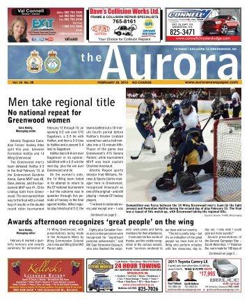 Feb 25 2013 - The Aurora Newspaper
