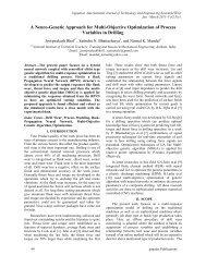 A Neuro-Genetic Approach for Multi-Objective Optimization - Ijcns.com