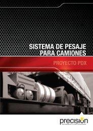 SISTEMA DE PESAJE PARA CAMIONES - Precisión Perú