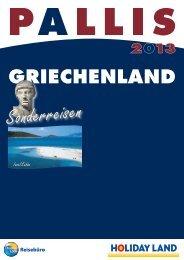 Griechenland - Neckermann Reisebüro