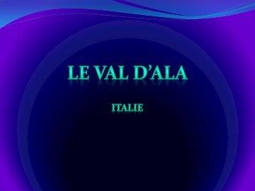 Excursion minéralogique dans le val d'Ala, version .pdf - Page perso ...