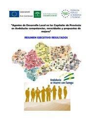 informe final resultados alpes - Federación Andaluza de Municipios ...