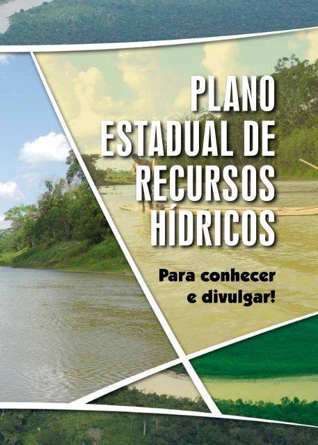 PLANO ESTADUAL DE RECURSOS HÍDRICOS