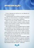 PLANO ESTADUAL DE RECURSOS HÍDRICOS - Page 5