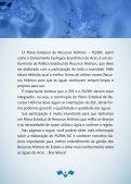 PLANO ESTADUAL DE RECURSOS HÍDRICOS - Page 6