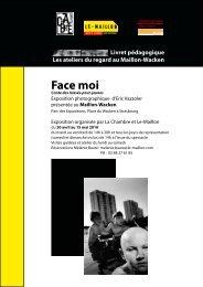 Face moi - Réseau art contemporain Alsace
