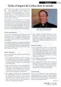 9 caritas-développement diocésaines accroissent ... - caritasdev.cd - Page 3