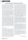 9 caritas-développement diocésaines accroissent ... - caritasdev.cd - Page 4