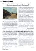 9 caritas-développement diocésaines accroissent ... - caritasdev.cd - Page 6