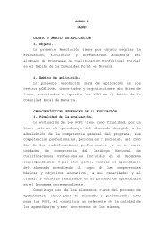 anexo i - Departamento de Educación - Navarra