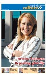 Arts & Culture - Armenian Reporter