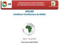 ATELIER 10 : Améliorer l'architecture du RAMU (PDF ... - COOPAMI