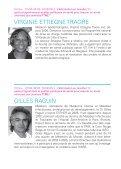 Biographies des intervenants - Unicef - Page 6