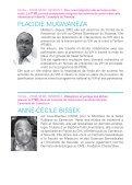 Biographies des intervenants - Unicef - Page 7