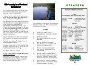 Brochure - Green Mountain Council