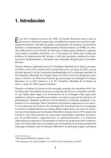 1. Introducción - PAHO Publications Catalog
