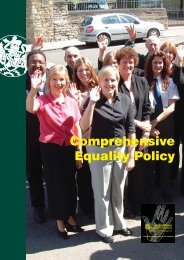 Comprehensive Equality Policy - Oxfordshire County Council