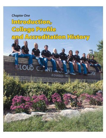 Download Self Study here - Cloud County Community College