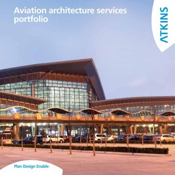 Aviation architecture services portfolio